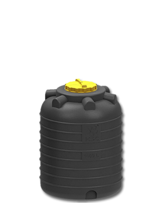 Емкость для воды 1000 литров чернаяЕмкость для воды 1000 литров черная