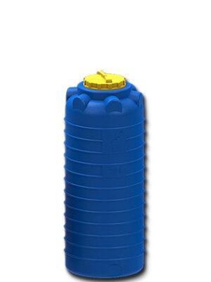 Емкость цилиндрическая | вертикальная | 750 л