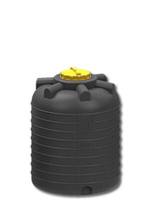 Емкость цилиндрическая | вертикальная | 1500 л