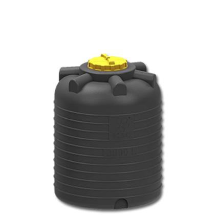 Емкость для воды 3000 литров черная