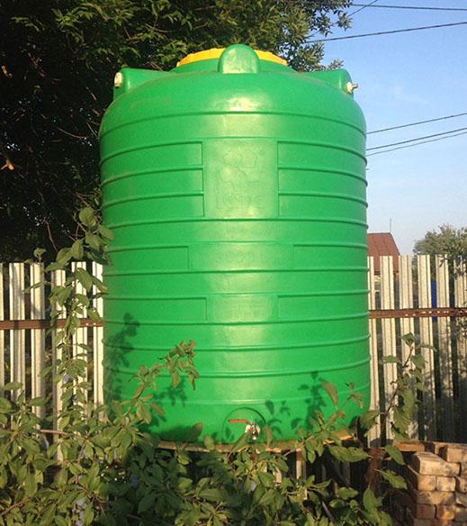 емкость-3000-литров-зеленая
