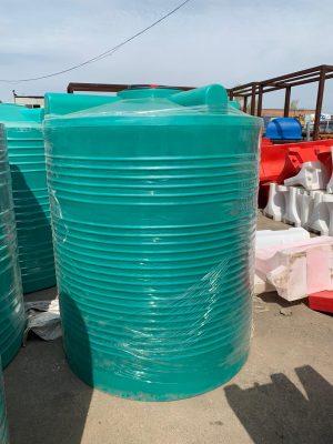 Бак пластиковый  | вертикальный | 3000 л