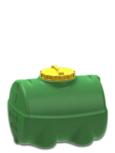 Емкость горизонтальная 500 литров