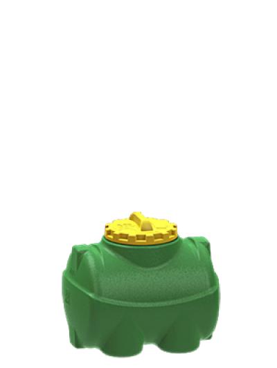 Горизонтальная емкость 50 литров
