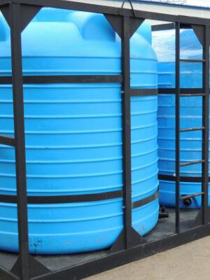 Кассета 5000х2 для перевозки воды