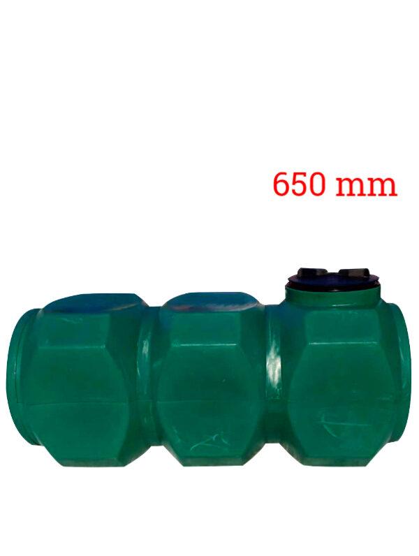 Прямоугольный бак для воды 500 литров