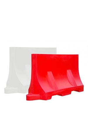 Дорожный барьер | водоналивной | пластиковый 1,2 м