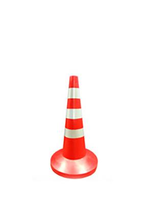 Конус сигнальный дорожный